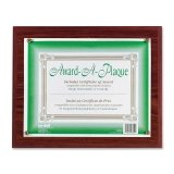 NUD18813M - Nu-dell Award-A-Plaque Document Holder