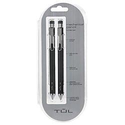 TUL Mechanical Pencils, 0.5 mm, Pack Of 2
