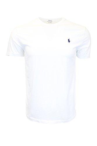 Maglietta Ralph Lauren Classic-Fit - White (Small)