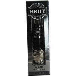 BRUT BLACK SPECIAL RESERVE by COLOGNE SPRAY 3 OZ (GLASS BOTTLE) by BRUT BLACK SPECIAL RESERVE