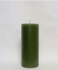 Bayberry Scented Pillar Candle 3x6