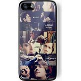 sam and dean supernatural quote collage for iPhone 5c Black Case (Dean Quotes compare prices)