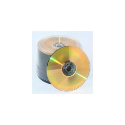 Mitsui Gold Thermal Gold CD-R in Cakebox 52x 700MB
