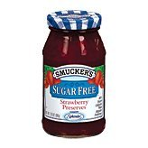 Smucker's Sugar Free Strawberry Preserves, 12.75 Ounce