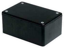 Hammond 1591Dsbk Abs Project Box Black