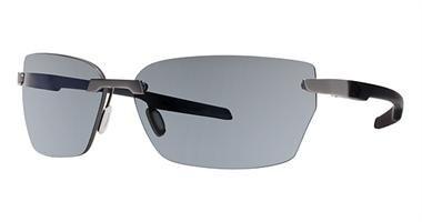 Columbia Bonefish Polarized Rimless Sunglasses,Matte