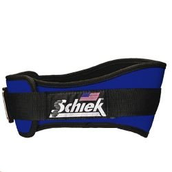 Schiek Nylon Lifting Belt - 4 3/4 Inch Large