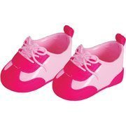 "My Life As Soccer Cleats Doll Shoes for 18"" Doll - 1"