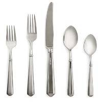 Kate Spade Todd Hill Flatware 5 Pc Place Setting front-954840