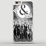 of mice & men concert Design GNO for iPhone 6/6s Plus White case