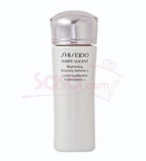 資生堂 Shiseido White Lucent Brightening Balancing Softener W 25ml .84floz