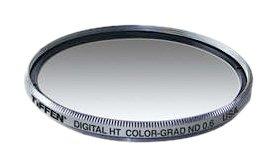 Tiffen 77HTCGND6 77MM Digital HT Grad ND 0.6 Titanium Filter