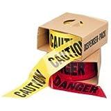 Yellow Caution Barricade Tape 3 X 1000