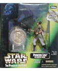 Star Wars-Princess Leia in Endor Gear - Coin