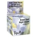 Reviva Labs - Brown Spot Skin Lightening Night