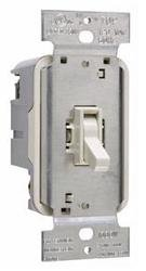 Legrand TradeMaster 1000W Single Pole Toggle Dimmer in Ivory