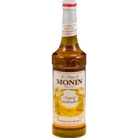 Monin Toasted Marshmallow Syrup, 750 ml.