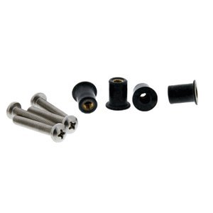 Scotty Well Nut Kit (16 Pack)