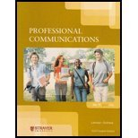 img - for Professional Communications>CUSTOM PKG< book / textbook / text book