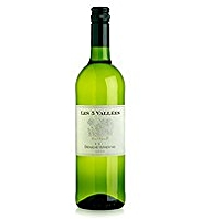 5 Vallées Grenache Vermentino 2011 - Case of 6