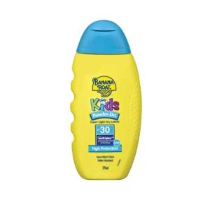 Banana Boat Kids Powder Dri SPF30 175ml