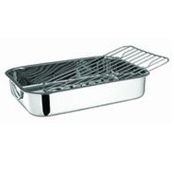 Star Distributors 82151 Stainless Steel Lasagna Pan With Rack