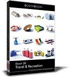 Dosch 3D: Travel & Recreation front-259632