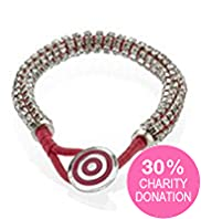 Fashion Targets Breast Cancer Friendship Style Bracelet