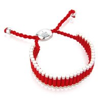 I Love You Friendship bracelet in Red perfect
