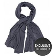 M&S Collection Pure Cashmere Worsted Scarf