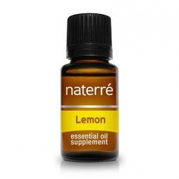 Naterre 100% Pure Essential Oil - Lemon, 15ml