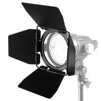 Calumet Barn Doors For V300 Bravo Video Light