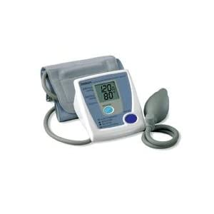 Click to buy Healthy Blood Pressure: Omron HEM-432C Manual Inflation Blood Pressure Monitorfrom Amazon!