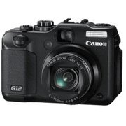 Canon Powershot G12 10 Megapixel 5x Zoom Digital Camera 4342B001