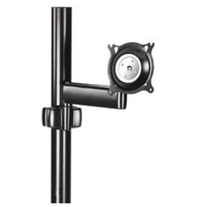Flat Panel Single Arm Pole Mnt