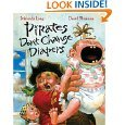Pirates Ahoy 2-Pack: Pirates Don't Change Diapers; How I Became a Pirate
