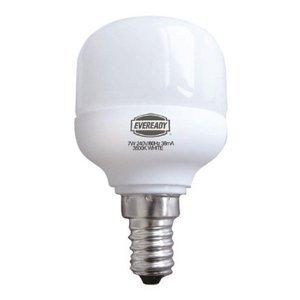 6 Golf Ball Type Mini Energy Saving Lamp Bulbs Ses E14 Fitting Small Edison Screw See Picture