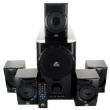 Acoustic Audio AA5160 Home Theater 5.1 Speaker System 500 Wa