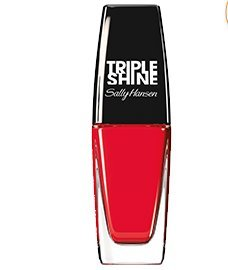 Sally Hansen Nail Color, Red Snapper, 0.33 Ounce