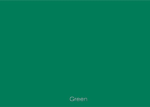 "12"" X 10 Ft Roll Of Matte Oracal 631 Green Repositionable Adhesive-Backed Vinyl For Craft Cutters, Punches And Vinyl Sign Cutters By Vinylxsticker front-721908"