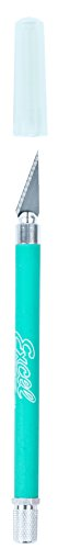Excel K18 Green Grip-On Knife with Safety Cap