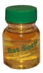 Rat Sorb (1oz) Odor Eliminator for Dead Rodents 618642