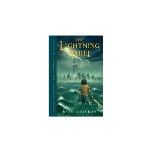 The Lightning Thief   [LIGHTNING THIEF] [Hardcover]