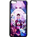 The Crystal Gems - Steven Universe iPhone 5c Case (Black Rubber) (5c Phone Case Gems compare prices)