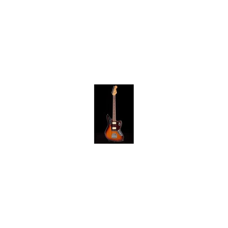 Fender Kurt Cobain Signature Jaguar Electric Guitar 3 Color Sunburst