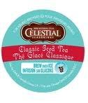 8 Refreshing Iced Tea Sampler 2 New Flavors By Celestial Seasonings... Lemonade Iced Tea And Classic Iced Tea!