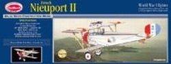 Guillows Nieuport II Laser Cut Model Kit