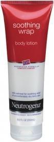 Neutrogena Norwegian Formula Soothing Wrap Body Lotion, 8.5