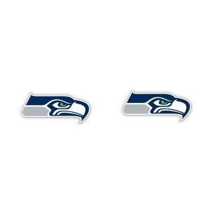 Seattle-Seahawks-NFL-Logo-Stud-Fan-Earrings