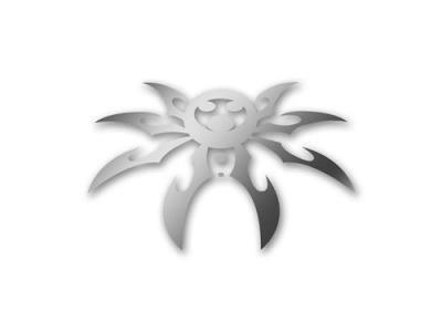 Poison Spyder Medium Spyder Decal 6
